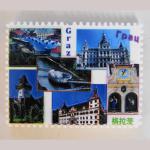 Magnet Graz Uhrturm hoch QIM150037