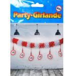Party-Girlande 18Jahre 4m