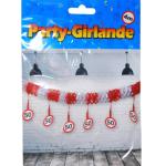 Party-Girlande 50Jahre 4m
