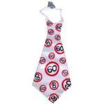 Riesen-Krawatte 60Jahre 90cm