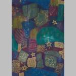 Offsetpapier Weihnachten Alu 70x100cm