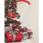 Offsettragtaschen Weihnachten A6 11x13cm