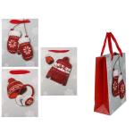 Offsettragtaschen Weihnachten A4 exclusiv 26x32cm