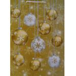 Offsettragtaschen Weihnachten A3
