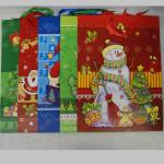 Offsettragtaschen Weihnachten A3 32x45cm