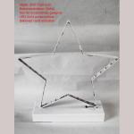 Stern Metall 29 LEDS 26,5cm