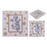 Servietten Merry Christmas 33x33cm