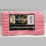 Wickelpapier 17cm rosa 100Bl.