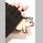 Glücksbr. Plüschschwein Schlüsselanh. 10cm