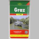 Stadtplan Graz groß 1:15000