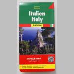 Autokarte Italien 1:600000