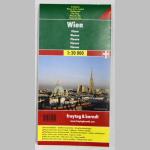 Stadtplan Wien klein 1:20000