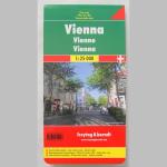 Stadtplan Wien groß 1:25000