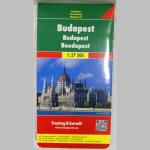 Stadtplan Budapest 1:27500