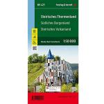 City Pocket Graz Uhrturm 1:10000