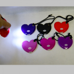 Taschenlampe LED Herz magnetisch