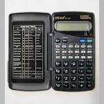 Taschenrechner Cedar SC-502