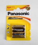 Batterie Panasonic Micro 1,5V 4er