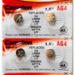 Batterie Feuerzeug AG4 1,5V