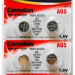 Batterie Feuerzeug AG5 1,5V
