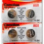 Batterie Feuerzeug AG8 1,5V