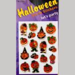 Sticker Halloween Kürbis