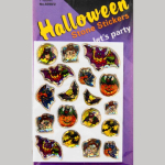 Sticker Halloween Fledermaus