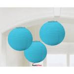 Lampion blau 30cm