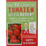 Billette Geburtstag EAN