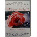 Billette Diamanthochzeit EAN