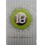 Billette Geburtstag 18Jahre EAN
