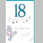 Billette Geburtstag 18Jahre