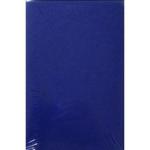 Billette Doppelkarten dkl.blau