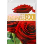 Billette Geburtstag A4 80Jahre EAN