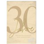Billette Geburtstag 30Jahre EAN