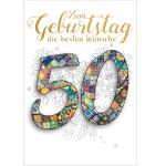 Billette Geburtstag 50Jahre