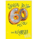 Billette Geburtstag 60Jahre EAN