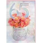 Billette Geburtstag 65Jahre EAN