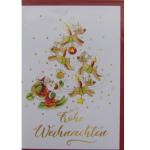 Billette Weihnachten midi EAN 7,5x10,5cm