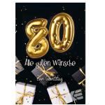 Billette Geburtstag 80Jahre EAN