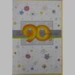 Billette Geburtstag 90Jahre EAN