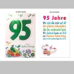 Billette Geburtstag 95Jahre EAN