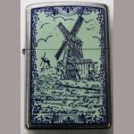 FZ Zippo Dutch Windmill
