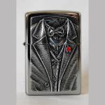 FZ Zippo Jacket Emblem