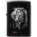 FZ Zippo Black Bear