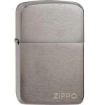 FZ Zippo Black Ice  Logo