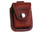 Zippo-Tascherl Clip braun
