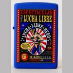 FZ Zippo Lucha Libre