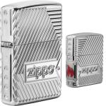FZ Zippo Bolts Design