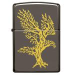 FZ Zippo Eagle Tree